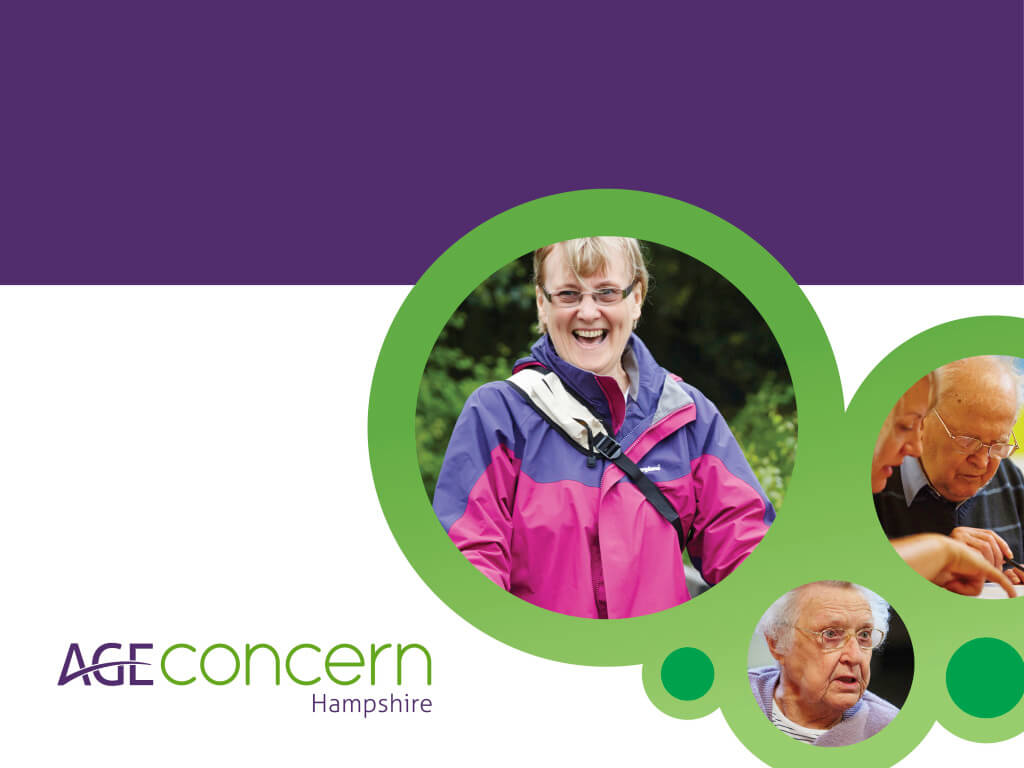 Age Concern Hampshire Circles image