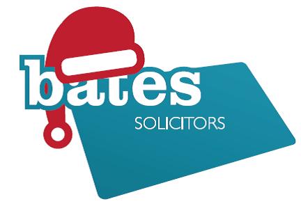 Bates Christmas logo