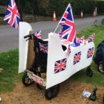 Union Zack Pram Race Entry