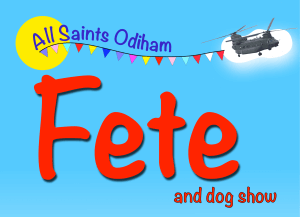All Saints Odiham Fete